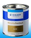 Metalleffektlack Gold 2,5 l