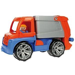 Lena 04406 vehículo de Juguete - Vehículos de Juguete (Azul, Gris, Rojo, 2 año(s), Niño/niña, Europa, TÜV, 160 mm)