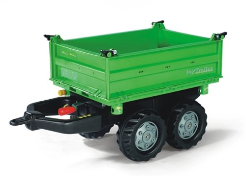 Deutz Trettraktor rolly toys 121502 - Mega Trailer Deutz