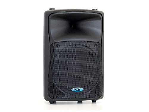 MPE Cassa attiva bi amplificata professionale made in italy 700 watt rms woofer 15' 132db spl max: Level 615