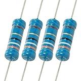 200piezas 2W vatios 1% 39Ohm Axial Metal Film Resistor
