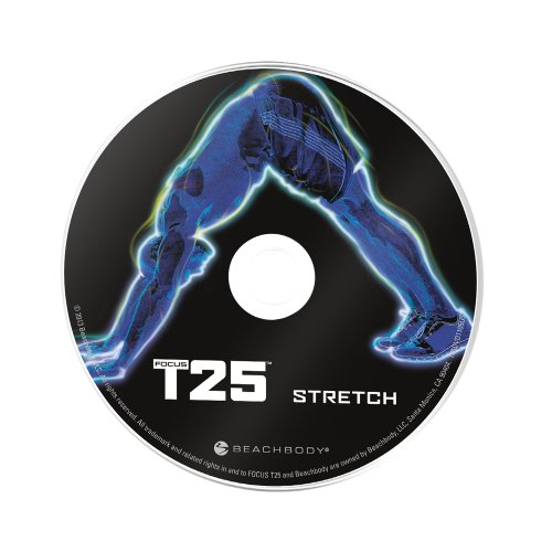 Shaun T's FOCUS T25 DVD Workout Programme (in Englischer sprache) - 5
