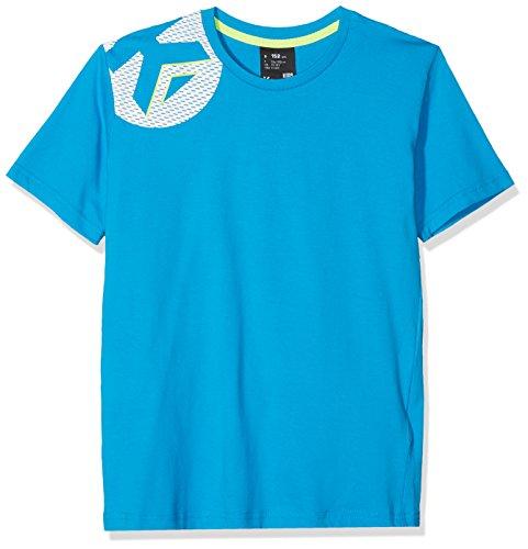 Kempa Kinder Core 2.0 T-Shirt, kempablau, 152 (XXS)