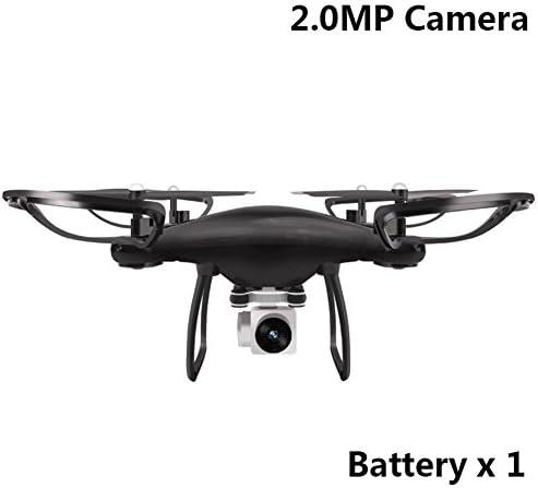 Bulary Avion RC drone hélicoptère Quadcopter sans sans sans tête mode un clic cliquez sur HD 2.0MP/0.3MP WIFI caméra à télécomFemmede jouets | De Faire Le Meilleur Emploi De Matériaux Et Spécial Offre  c3e245