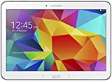 Samsung Galaxy Tab 4 10.1-inch Tablet (White) - (Quad Core 1.2GHz, 1.5GB RAM, 16GB Storage, Wi-Fi, Bluetooth, 2x Camera, Android 4.4)