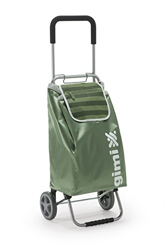 Gimi Flexi Grün Einkaufstrolley