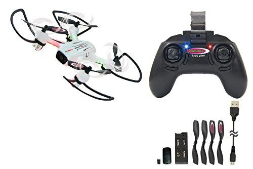Jamara 422027 - Angle 120 WideAngle Drone Altitude HD FPV Wifi 2,4 - 120° Weitwinkel Wifi FPV HD...