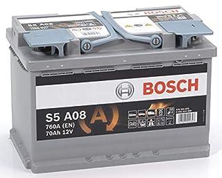Bosch S5A08 Batterie de Voiture 70A/h-760A (B00SJ97O6W) | Amazon price tracker / tracking, Amazon price history charts, Amazon price watches, Amazon price drop alerts