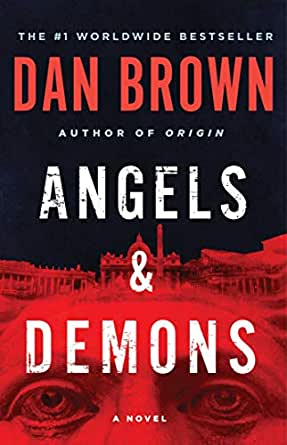 Angels Demons Robert Langdon Book 1 English Edition