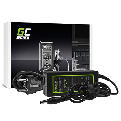 GC PRO Netzteil für Fujitsu-Siemens LifeBook U554 U574 U772 U904 Toshiba Portege R830-SP3276KM R830-SP3277KM Laptop Ladegerät inkl. Stromkabel (19V 3.42A 65W)
