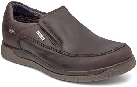 Callaghan 10801 Wagon - Zapatos mocasines de hombre, marrón