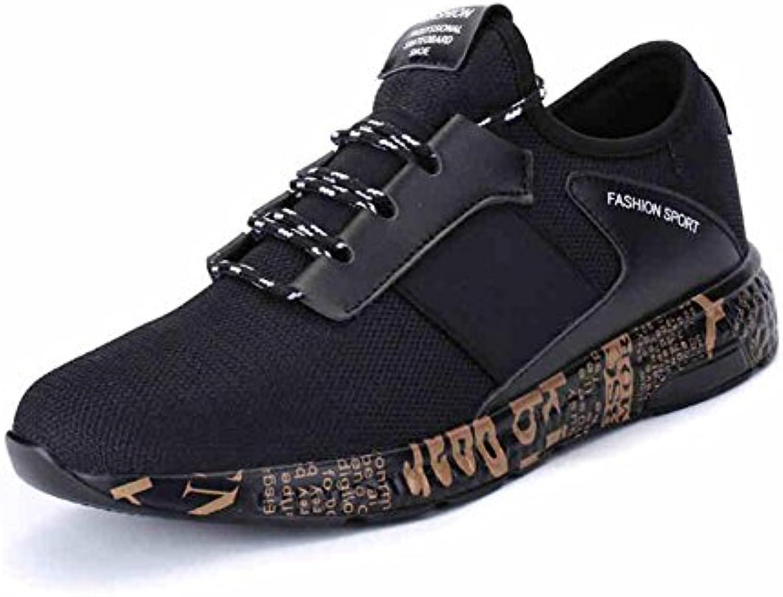 Unbekannt YIXINY Schuhe Sneaker Teens Frühling Wild Mesh Sport und Freizeitschuhe Laufschuhe Koreanische Version