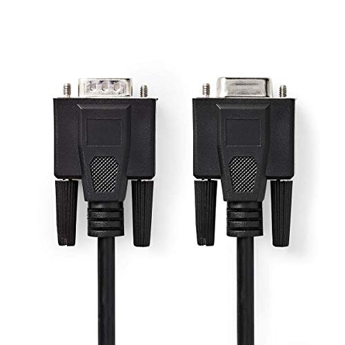 TronicXL Verlängerung VGA Kabel Stecker Verlängerungskabel für Beamer KVM Monitor PC Computer -