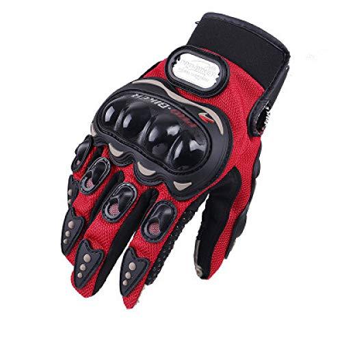 guanti nitrile spessorato Hanggg Guanti da motociclista Guanti da motociclista Knight Guanti da motociclista Guanti fuoristrada anti-caduta