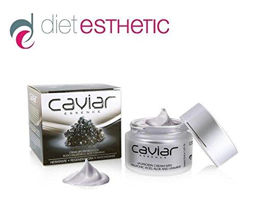 -314- Luxus Kaviar Gesichtscreme Bio +essentielle Aminosäuren +Hyaluronsäure Taurin Biotin Anti Age Essence