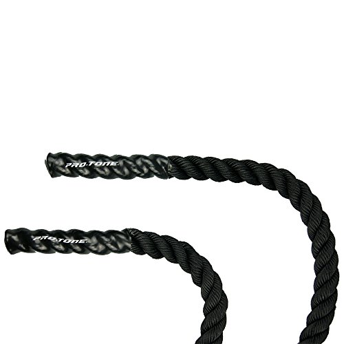 PROTONE-Battle-ropesBattling-ropes-9metres-for-home-fitnessoutdoor-fitnessbootcamp-group-trainingcross-fitfree-carry-bag