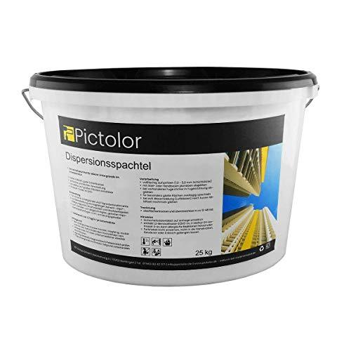 Pictolor Dispersionsspachtel 25kg - Spachtelmasse