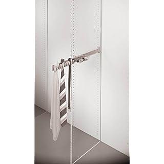 Ambos Tie/Belt Holder Aluminium Extendable