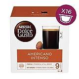 Nescafé Dolce Gusto Caffè Grande Intenso, Stark, Kaffee, Kaffeekapsel, 16 Kapseln