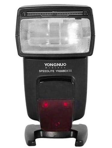 Yongnuo YN568EX III Wireless Master und Slave TTL Flash Speedlite mit High Speed Sync für Canon DSLR Kamera