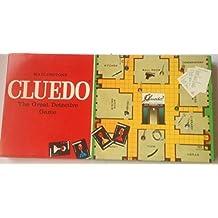 CLUEDO - ORIGINAL VINTAGE EDITION