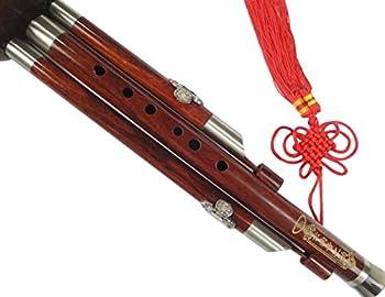 Handgeschnitzte Standard Hulusi – Blasinstrument Chinesische Flöte #110 2