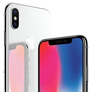 Apple iPhone X 64 GB SIM-Free Smartphone - Silver