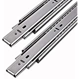 Krisson Zinc Telescopic Ball Bearing Drawer Channel
