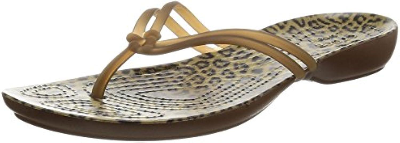 Gentiluomo   Signora Crocs Crocs Crocs - Isabella Graphic, Infradito Donna Nuova lista Grande vendita Gamma completa di specifiche | Più economico del prezzo  b41a97