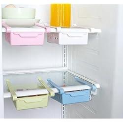 vinallo multifunción papelera de almacenamiento frigorífico congelador estante de oficina soporte para organizador de cocina verde