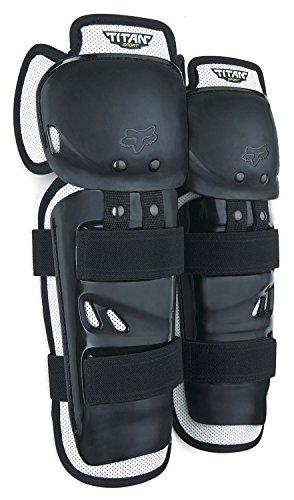 Preisvergleich Produktbild Fox Knie-/Schienbeinschützer Titan Sport Schwarz