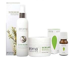 Aroma Treasures Acne Pimple Mini combo