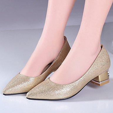 Zormey Frauen Schuhe Glitzer/Ferse/Schuhe Heels B¨¹ro & Amp Karriere/Kleid Rot/Silber/Gold US9 / EU40 / UK7 / CN41