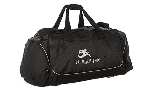Tasche Jumbo QS88 schwarz Rugby