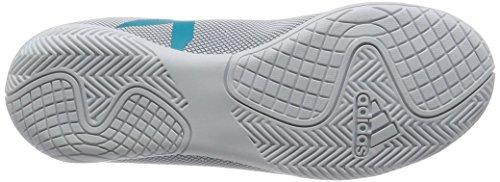 adidas Unisex-Kinder X 17.4 in Fußballschuhe Weiß (Footwear White/Energy Blue/Clear Grey) ocPZMIuY