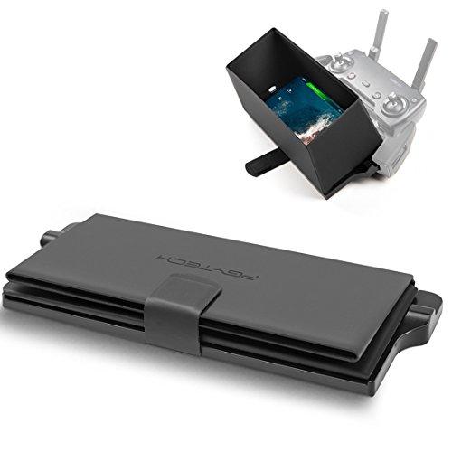 FutureShapers PGYTECH Folding Cell Phone Monitor Sun Hood Sunshade Sun  Visor Cover for DJI Mavic 2 Pro/Mavic 2 Zoom