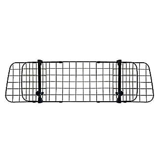 Shield Autocare MESH-HR-DG -Mesh Dog guard- Adjustable Grill Dog Guard Headrest Travel Barrier-Heavy Duty Dog Guard Pet Car Barrier