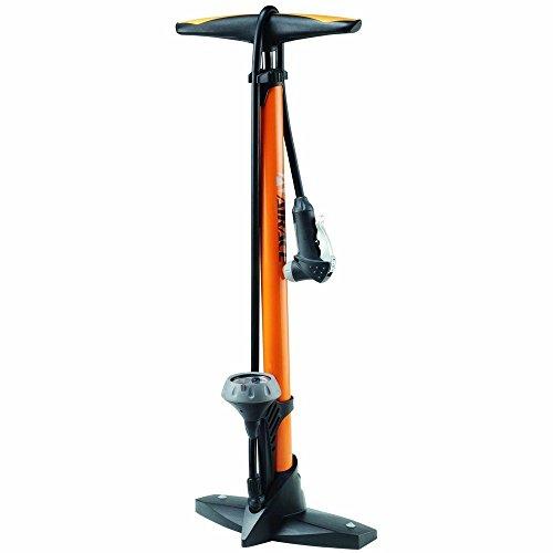 airace-infinity-sport-steel-floor-pump-orange-160-psi-1191g