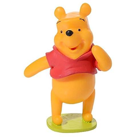 Figurine Winnie l'Ourson pour gateau - Idéal anniversaire