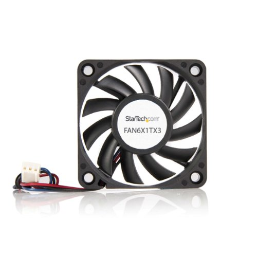 StarTech 60x10mm Replacement Ball Bearing Computer Case Fan with TX3 Connector lowest price