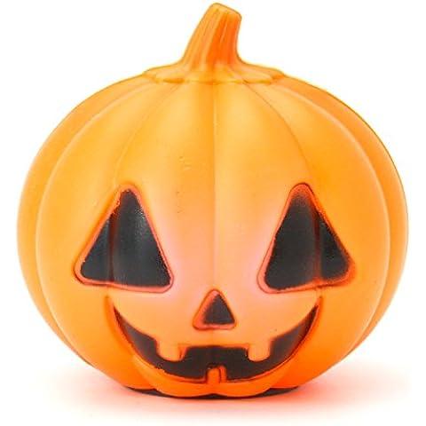 TRIXES Mini LED que cambia el Color Calabaza de Halloween