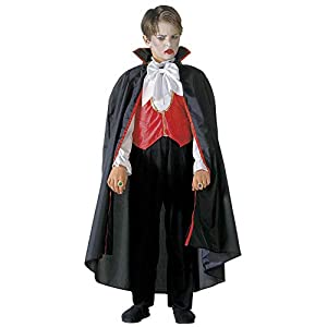Vampire Niño Traje de 140cm de los niños para disfraces de Halloween , Modelos/colores Surtidos, 1 Unidad