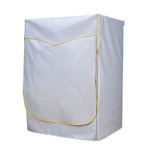 [mr.you]lavatrice copertura extra più denso tessuto impermeabile protezione solare isolamento termico anti-ultravioletti nei 8 anni di vita utile per esterni giardino balcone(m)