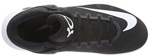 Nike Kd Trey 5 Iv, Chaussures de Basketball Homme Noir (Black/White-Dark Grey)