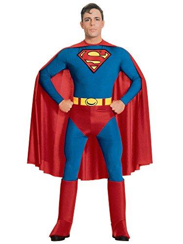 perman Kostüm (Superman Halloween Kostüm Ideen)