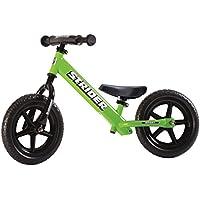 STRIDER 12 Sport Balance Bike, Bicicletta per Bambini, 18 Mesi - 5 Anni, Verde