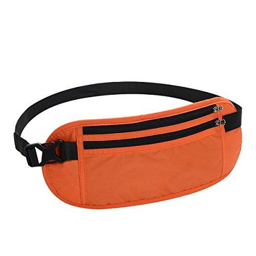 Outdoor Sports Fitness Anti-Rutsch-Taschen Mehrfarbig Orange