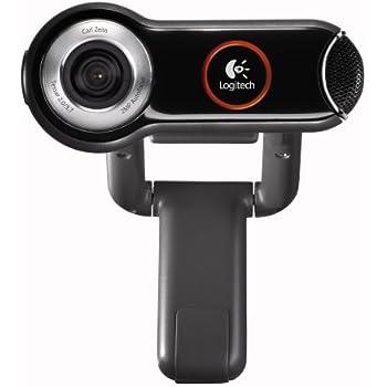 8f1c09c6631 Logitech QuickCam Pro 9000 Webcam: Amazon.co.uk: Computers & Accessories