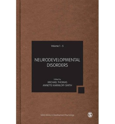 [(Neurodevelopmental Disorders)] [ Edited by Michael Thomas, Edited by Annette Karmiloff-Smith ] [October, 2014]