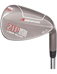 Benross Mens Zip It Milled Wedge - 56° by Benross